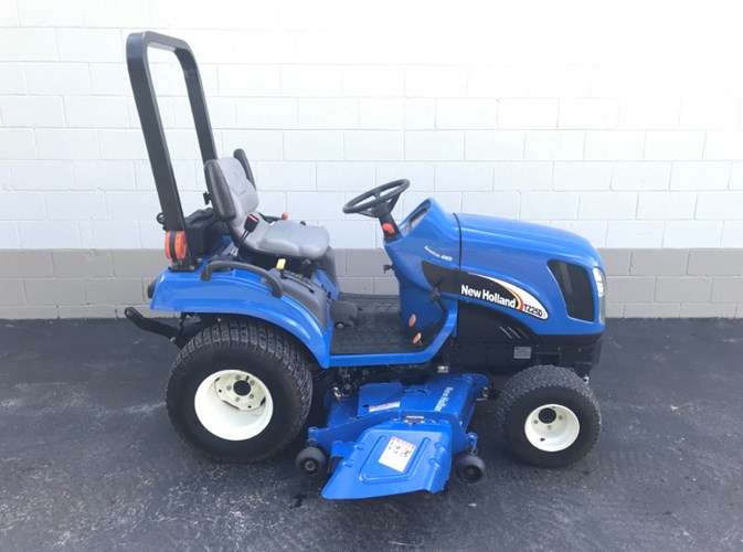 2006 New Holland TZ25DA Tractor For Sale