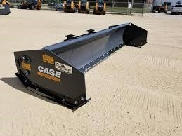 2018 Case SNOW PUSHER Snow Blade For Sale