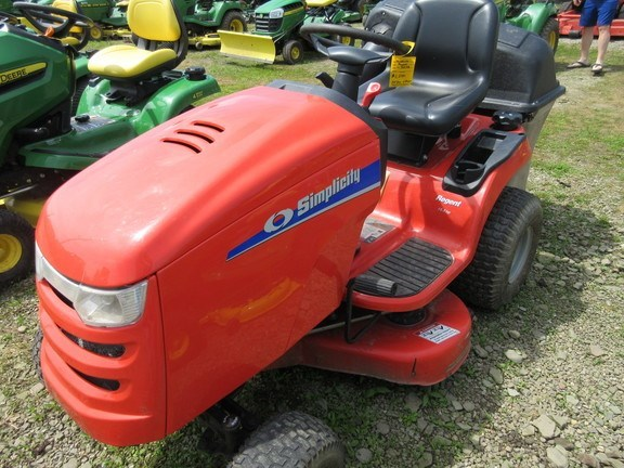 2011 Simplicity Regent Lawn Mower For Sale