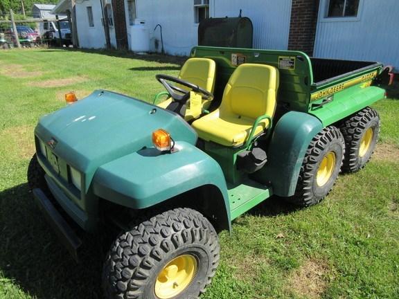 1994 John Deere 6X4 Utility Vehicle For Sale