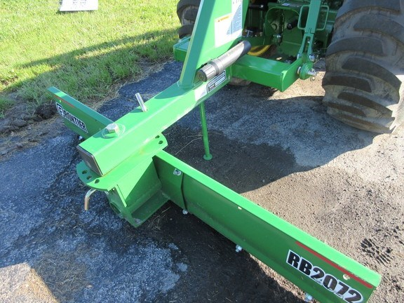 2000 Frontier RB2072 Tractor Blades For Sale