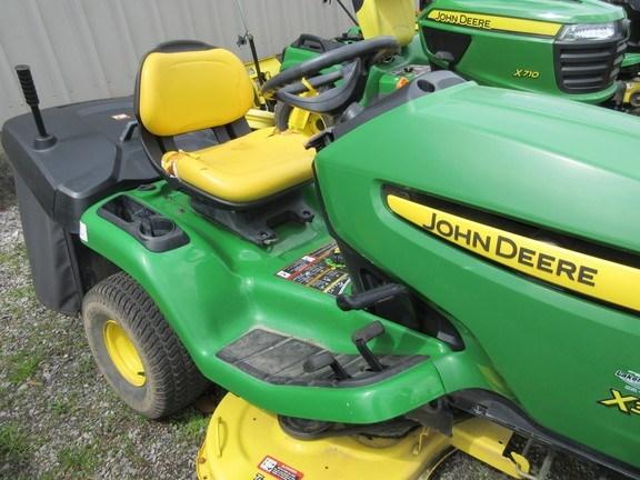 2008 John Deere X300R Lawn Mower For Sale