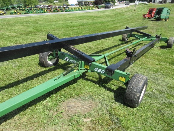 2015 EZ Trail 680 Header Trailer For Sale