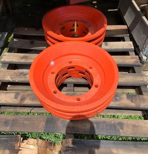 2017 Kubota L8066A Weights For Sale
