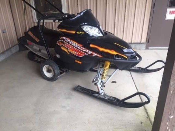 2005 Arctic Cat F6 Snowmobile For Sale