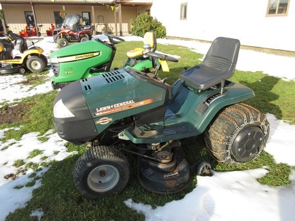 Other 18.5-46 Lawn Mower For Sale