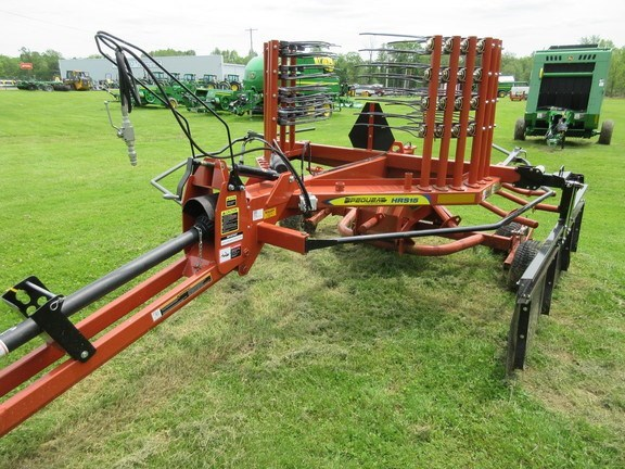 2015 Pequea HRS15 Hay Rake For Sale