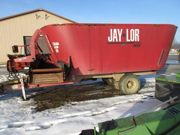 Jaylor 4650 Grinder Mixer For Sale