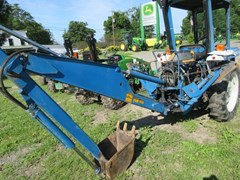 Tractor - Compact Utility For Sale 1986 Ford 1510 , 22 HP