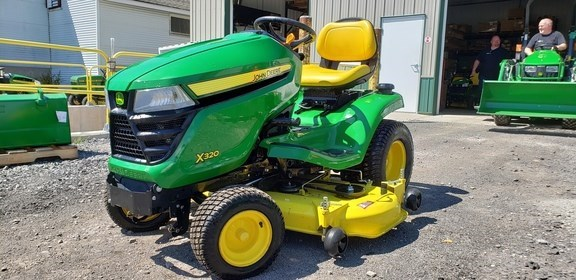 2015 John Deere X320 Lawn Mower For Sale