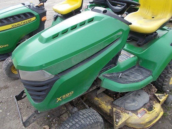 2015 John Deere X590 Lawn Mower For Sale