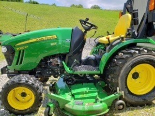 2013 John Deere 2032R Tractor For Sale