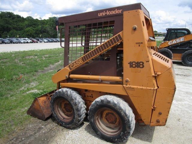 1991 Case 1818 Skid Steer For Sale