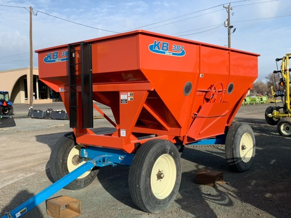 2019 Unverferth 387 Feeder Wagon-Portable For Sale