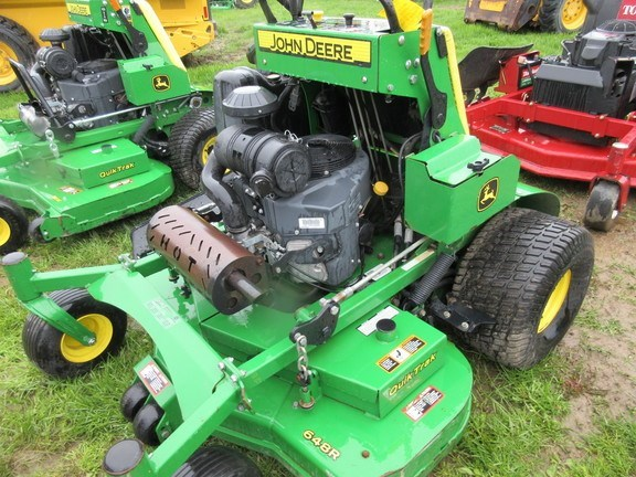 2013 John Deere 648R Zero Turn Mower For Sale