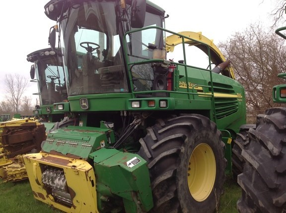 2007 John Deere 7500 Forage Harvester-Self Propelled For Sale