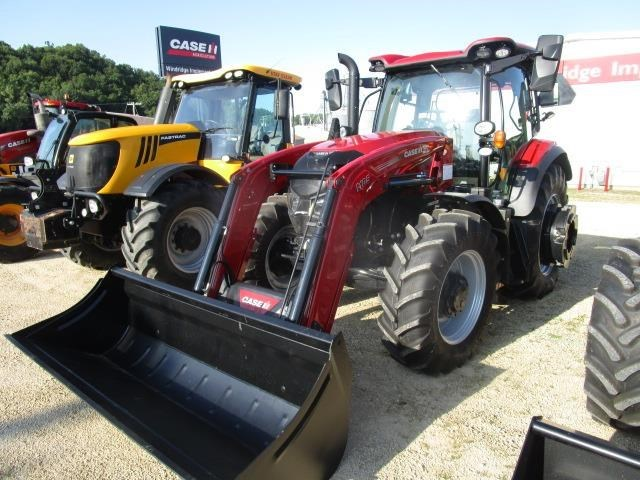 2019 Case IH L105 NSL Fits new MX125-145-EURO STANDARD Front End Loader Attachment For Sale