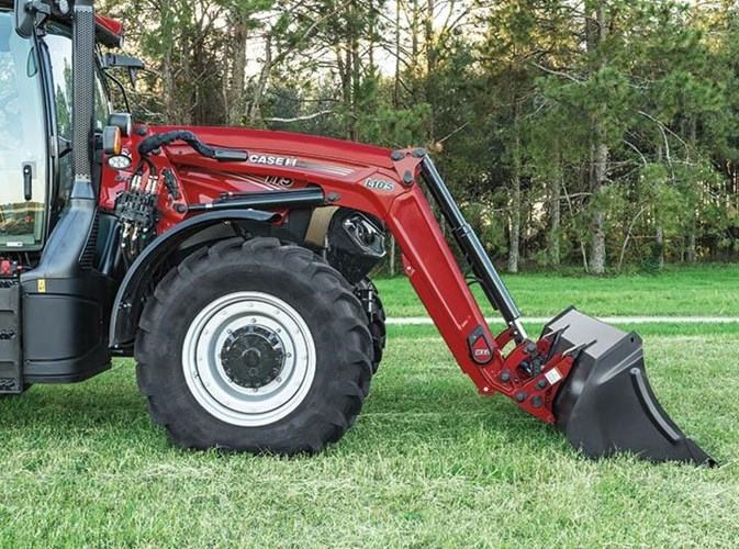 2019 Case IH L105NSL-Fits new MX125-145-Euro Standard Front End Loader Attachment For Sale