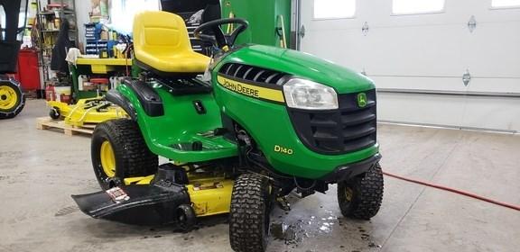 2014 John Deere D140 Lawn Mower For Sale