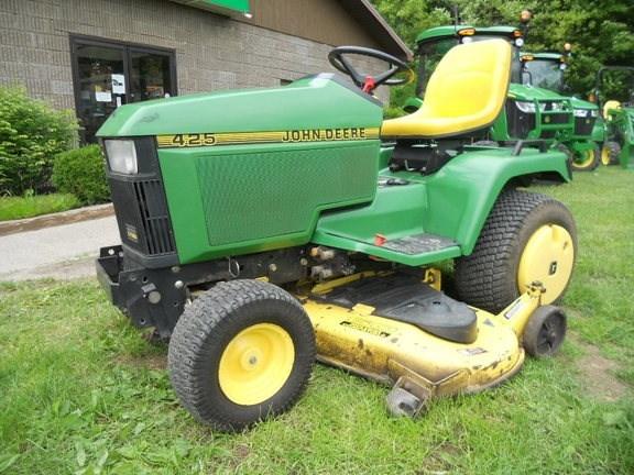 1997 John Deere 425 Lawn Mower For Sale