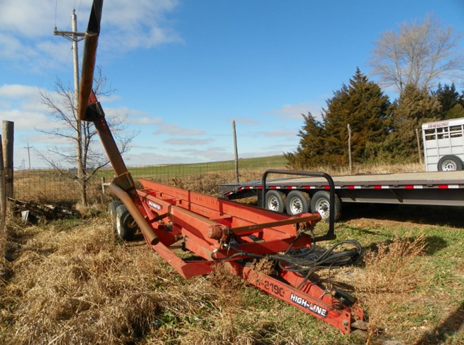 Highline Balemaster H2190 Bale Handler For Sale