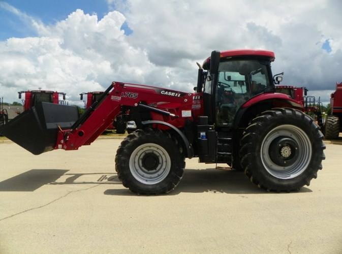 2014 Case IH 150 CVT Tractor For Sale
