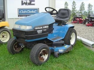 1996 New Holland LS55H Tractor For Sale