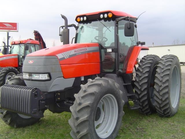 2008 McCormick XTX200 Tractor For Sale