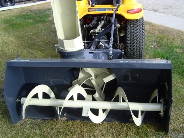 2011 Allied YC6010 Snow Blower For Sale