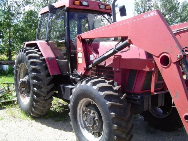 1994 Case IH 5250 Tractor For Sale