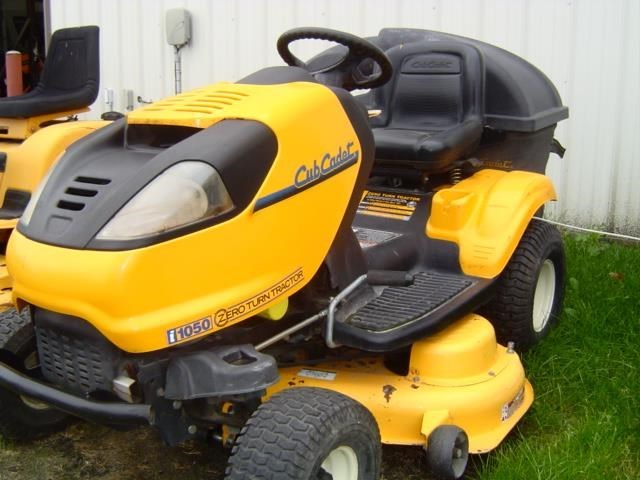 2010 Cub Cadet i1050 Tractor For Sale