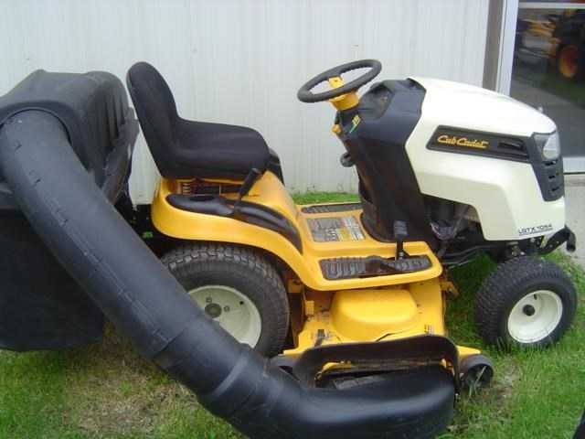 2014 Cub Cadet LGTX1054 Tractor For Sale