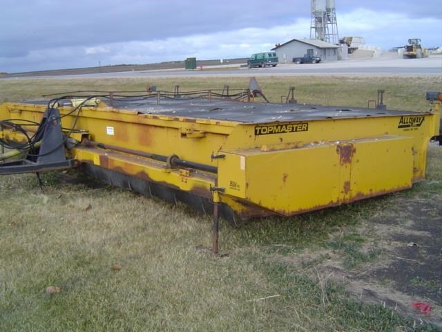 1992 Alloway 12R-22 Misc. Ag For Sale