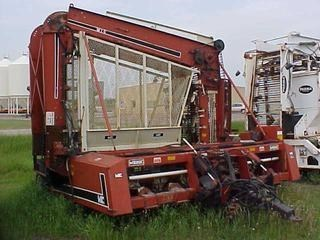 1989 WIC W826c Sugar Beet Harvesters-Pull Type For Sale