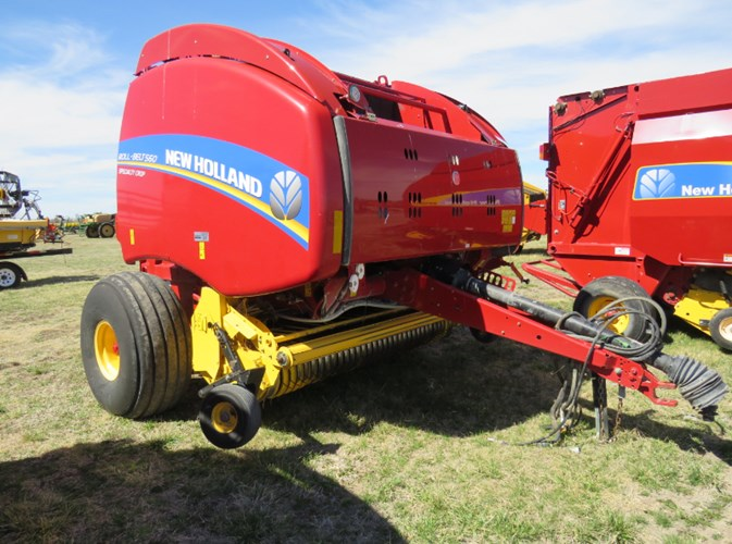 2014 New Holland 560 Baler-Round For Sale