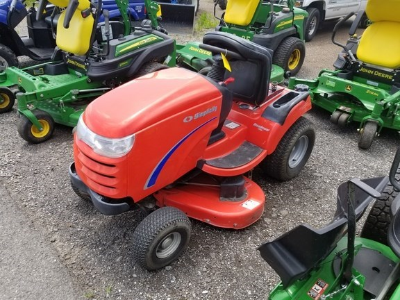 2006 Simplicity Broadmoor 24 Lawn Mower For Sale