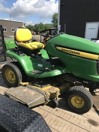 2009 John Deere X324 Lawn Mower For Sale