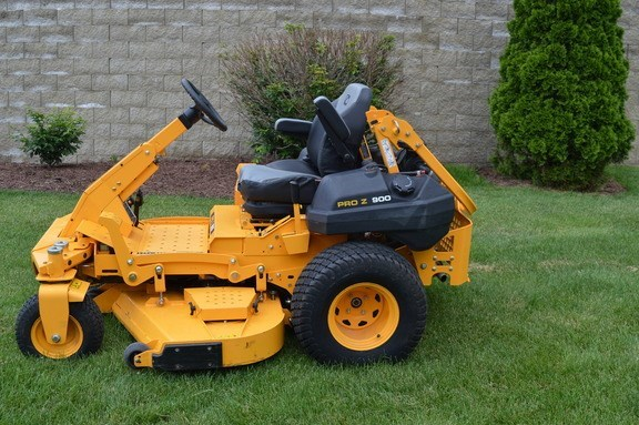 2017 Cub Cadet PROZ 960S Riding Mower For Sale