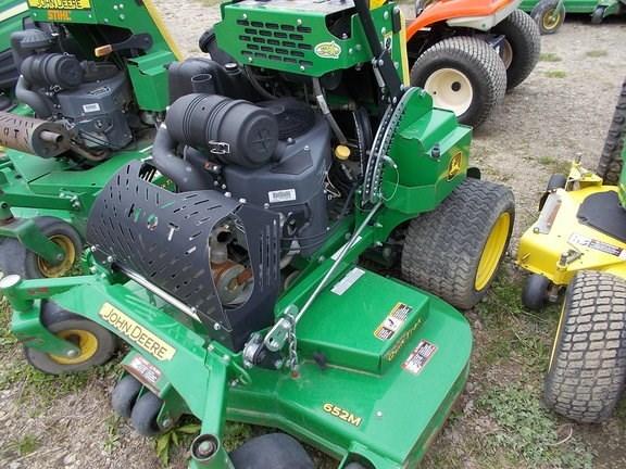 2015 John Deere 652M Zero Turn Mower For Sale
