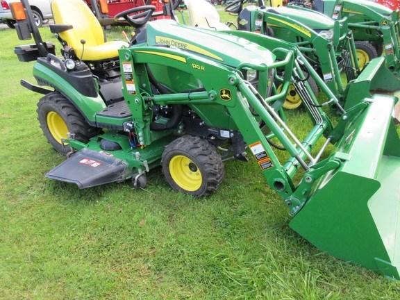 2017 John Deere 1025R Tractor For Sale