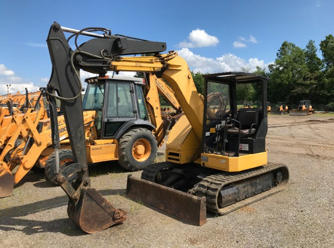 2001 Mitsubishi XR50 Excavator-Mini For Sale