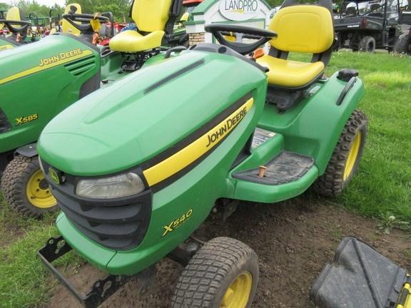 2008 John Deere X540 Lawn Mower For Sale