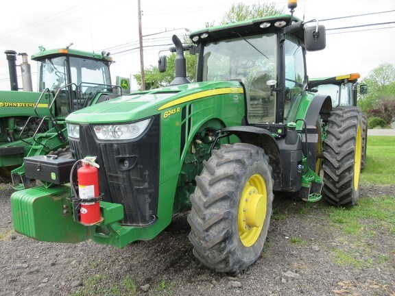 2014 John Deere 8245R Tractor For Sale