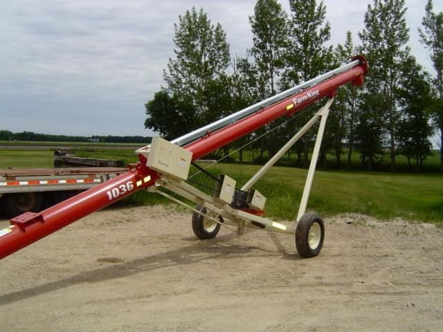 2012 Farm King Allied C1036 Auger-Portable For Sale