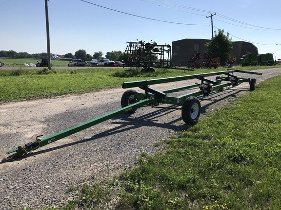 2012 Unverferth AWS-36 Header Trailer For Sale