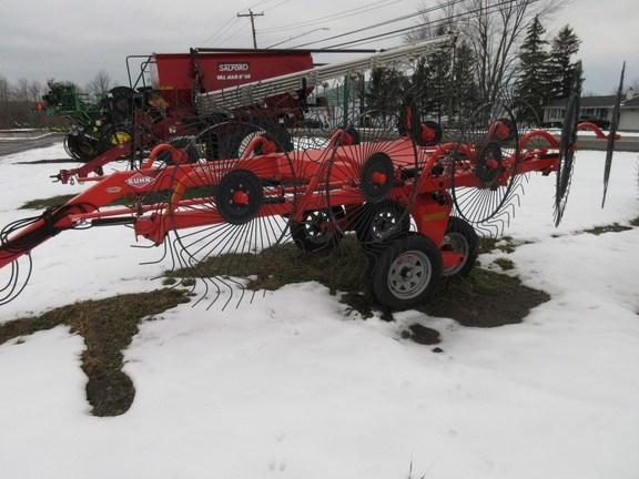 2013 Kuhn SR300 Hay Rake For Sale