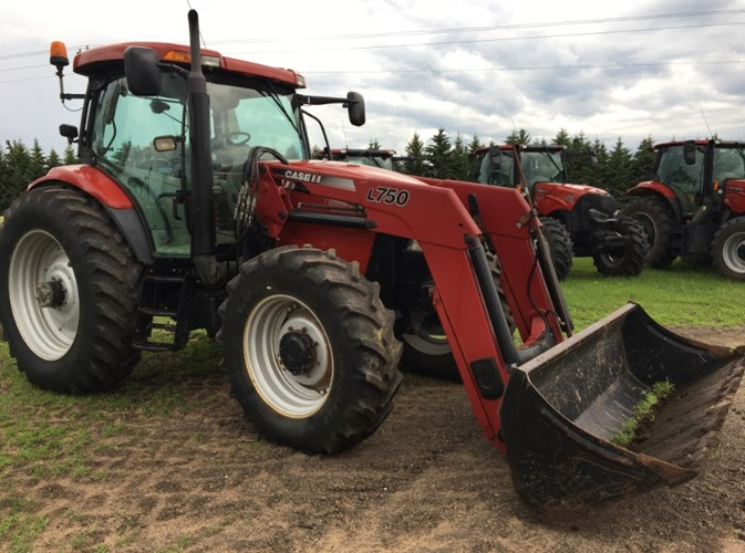 2008 Case IH Maxxum 125 Pro Tractor For Sale