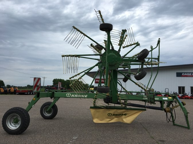 2005 Krone SW700 Hay Rake-Rotary For Sale