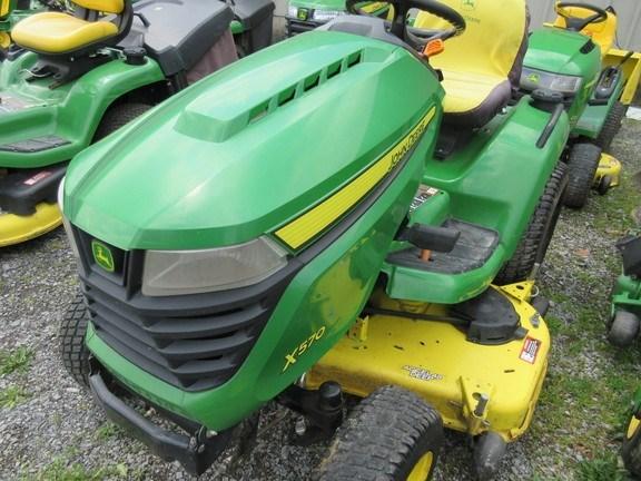 2016 John Deere X570 Lawn Mower For Sale
