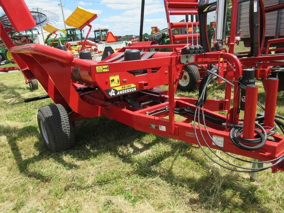 2016 Anderson RB580 Bale Wrapper For Sale